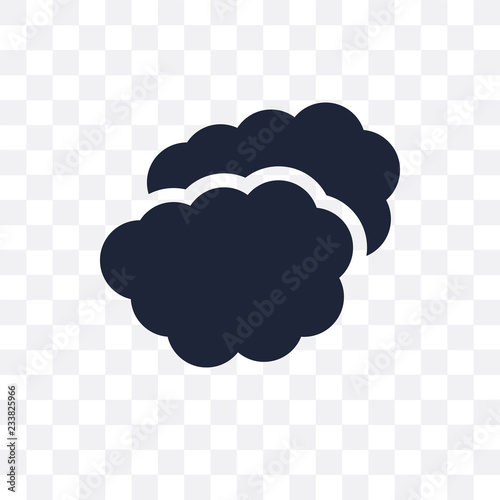 Fotografie, Tablou  altostratus transparent icon