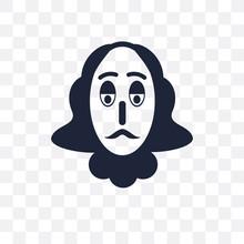 Shakespeare Transparent Icon. ...