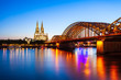 The Cologne Cathedral in Germany