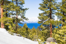 View Towards Lake Tahoe From V...