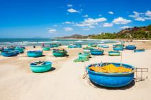 Beach In Mui Ne, Vietnam