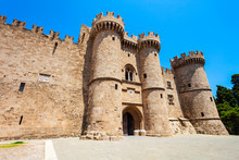 Grand Master Palace In Rhodes