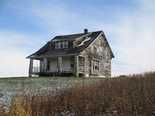 Lonely Old Homestead