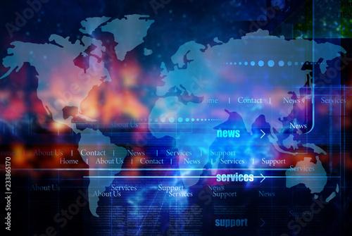 e-business global technologies