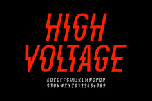 Danger! Hight Voltage Style Mo...