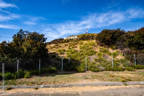 Photo  Holywood Sign