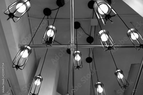 Aluminium Prints Light, shadow light2