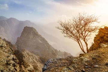Hajar Mountains of Ras Al Khaimah