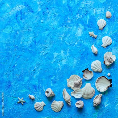 Fotobehang Zuivelproducten textured blue background