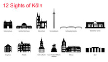 12 Sights Of Köln