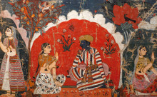 Ancient Famous Nepalese Painti...