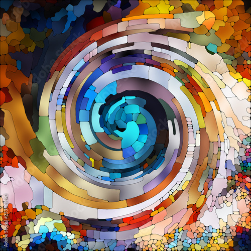 Inner Life of Spiral Color