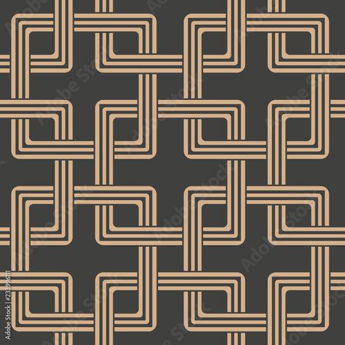 Tapety Klasyczne  wektor-barok-bezszwowe-retro-wzor-tla-orientalne-kwadratowe-geometrii-krzyz-ramki-lancucha