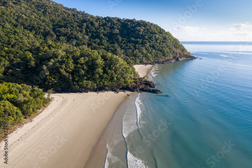 Foto op Plexiglas Oceanië Noah Beach - Daintree Far North Queensland Australia
