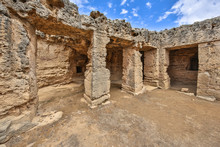 Tombs Of The Kings Archaeological Excavation