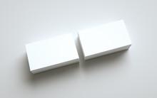 Business Card Mock-Up (US 3.5 ...