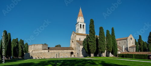 Basilika von Aquileia Wallpaper Mural