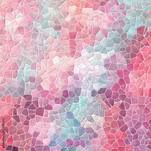 Abstract Nature Marble Plastic Stony Mosaic Tiles Texture