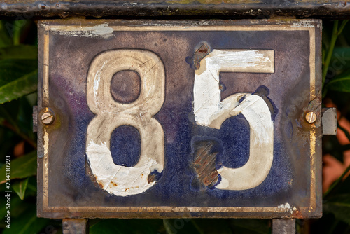 Fotografia  Hausnummer 85