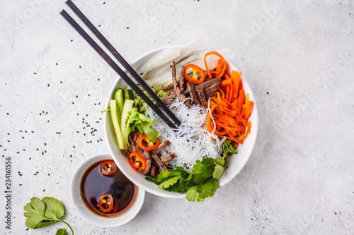 Tela Bun cha salad bowl