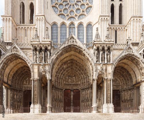 Cathedral Notre-Dame de Chartres