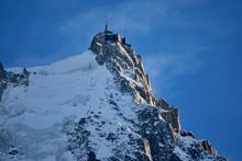 Aiguille Du Midi, Chamonix, Mont Blanc, France