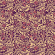 Larkspur By William Morris (1834-1896). Original From The MET Museum. Digitally Enhanced By Rawpixel.