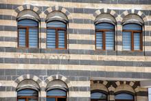 Ablaq  Wall Of  Ulu Camii Mosque