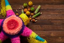 Piñata On Table