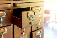 Old Wooden Vintage Medicine Dr...