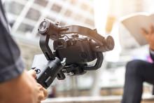 Motorized Gimbal, Videographer...