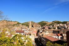 Village Of  Tamarite De Litera...