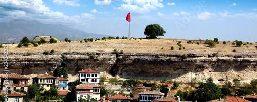 Tela  Safranbolu city in Turkey
