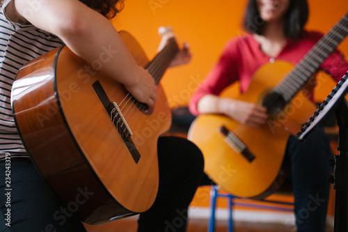 Acoustic Guitar Lesson - 234243379