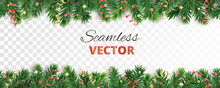 Seamless Vector Decoration Iso...