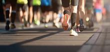 Marathon Running In The Light ...