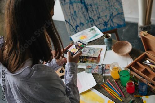 Wallpaper Mural Mobile photos of art