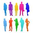 ColorSilhouettes