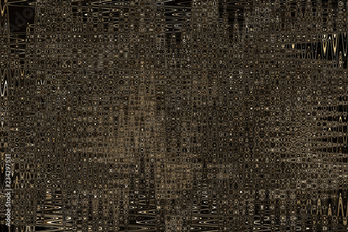 Fotografie, Obraz  Abstract noise background/ Abstract background made of liquid similar to compute