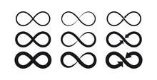 Infinity Symbols. Eternal, Lim...