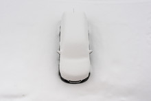 Car Under The Snow - View From...