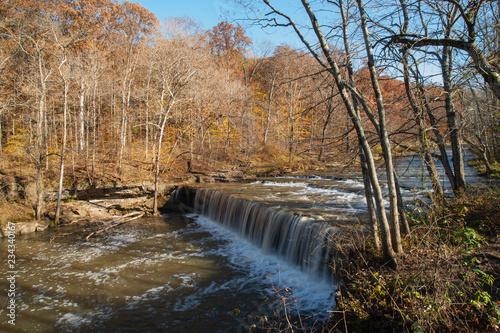 Photo Anderson Falls long exposure