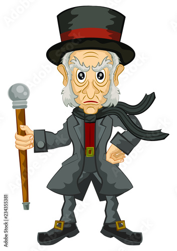 A Christmas Carol Characters.Ebenezer Scrooge A Christmas Carol Character Buy This