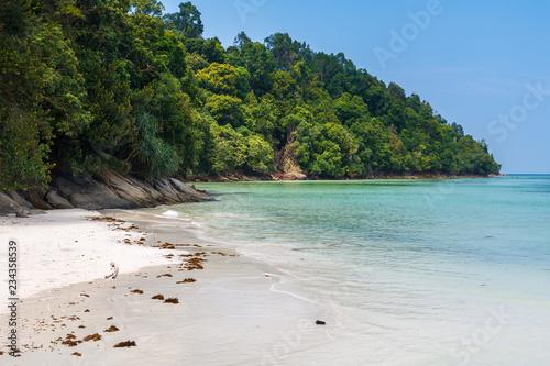 Gaya Island (Tunku Abdul Rahman National Park) Canvas Print