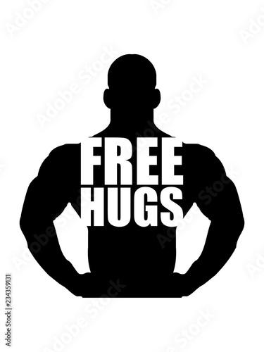 Fotografía  stark muskeln sexy bodybuilder training fitness free hugs kostenlose umarmungen