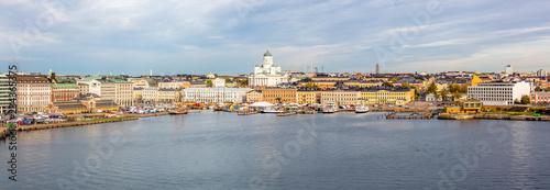 Fototapeta Panorama  of Helsinki, Finland