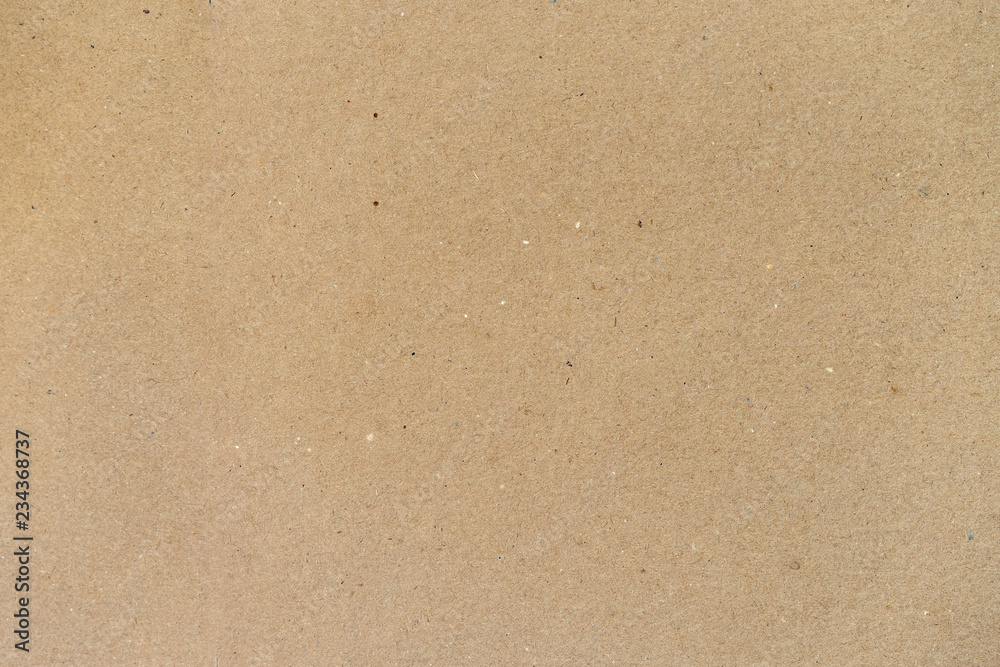 Fototapety, obrazy: Texture of old cardboard, paper, background for design with copy space