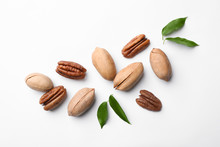 Composition With Pecan Nuts An...