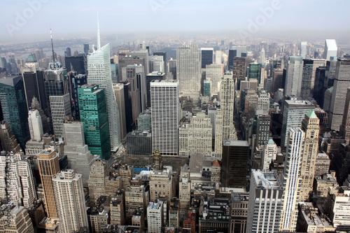 Photo  Manhattan buildings