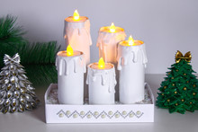 How To Make White Christmas Ca...